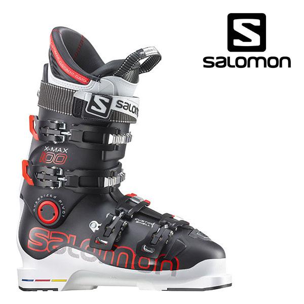 살로몬 스키부츠SALOMON X MAX 100 WHI/BK