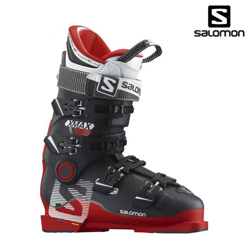 살로몬 스키부츠SALOMON X MAX 100 Red/BLACK