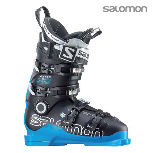 살로몬 스키부츠SALOMON X MAX 120 BK/BLUE