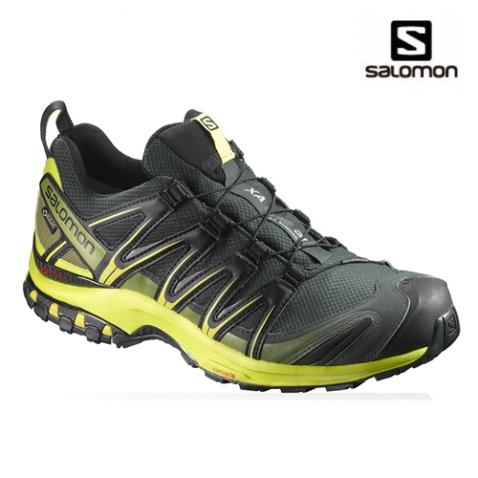 살로몬 런닝화XA PRO 3D GTX® Darkest Sp/Sulphur