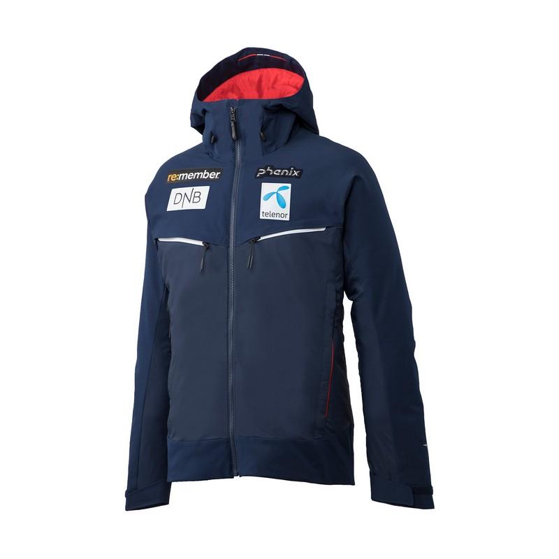 피닉스 1718 노르웨이팀 다운 스키복PHENIX Norway Team Hybrid Down Jacket NV PF772OT05