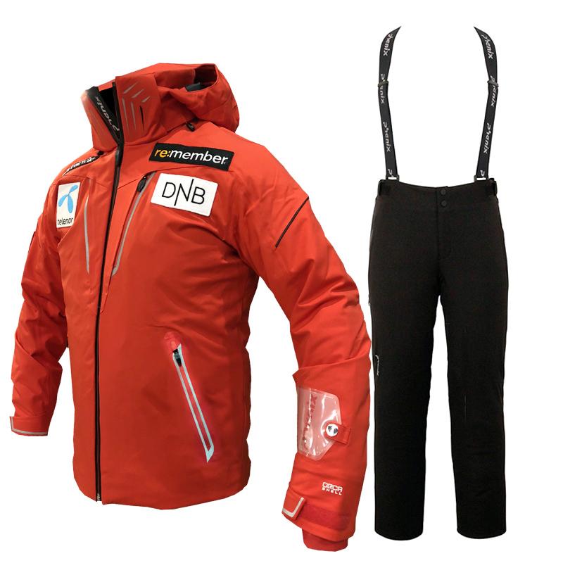 피닉스 1718 노르웨이팀 스키복PHENIX SMU NORWAY TEAM RD JACKET+PANTS PS772OT35 PS772OB34