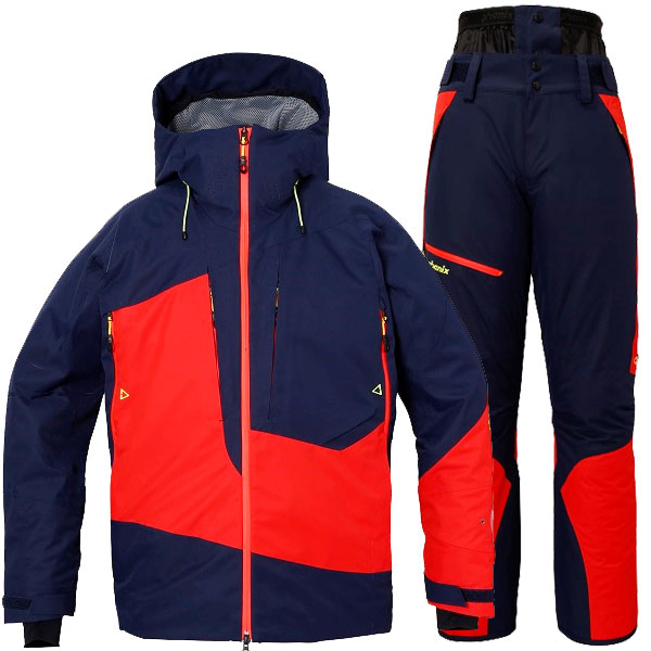 1718 피닉스 데모 스키복phenix Spray Insulation NVRD Jacket Pants PA772OT21 PA772OB21