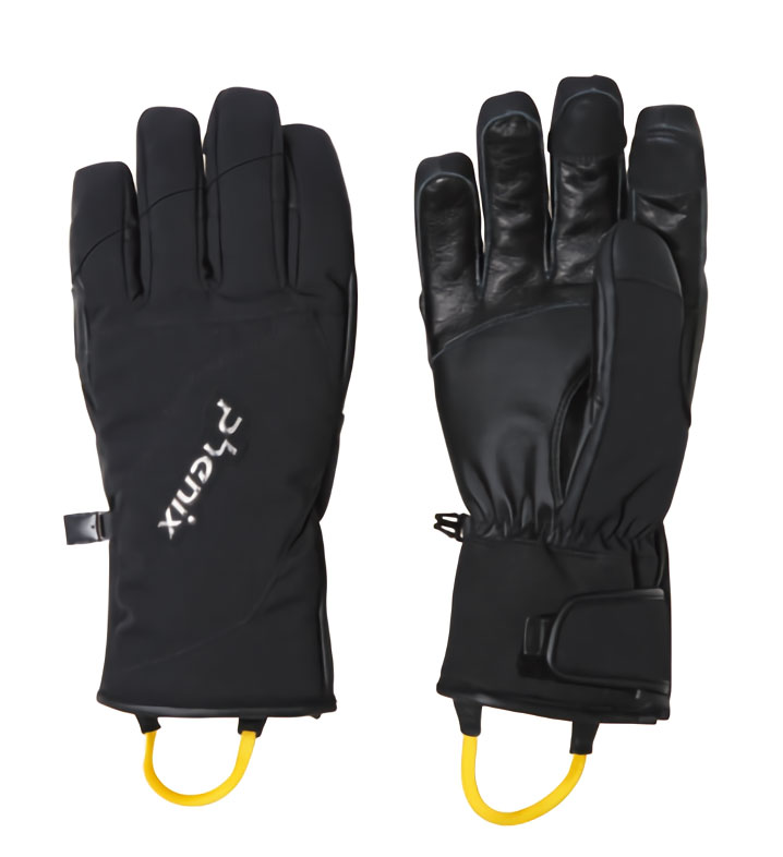 1718 피닉스 스키장갑phenix Demo Team Gloves bk PF778GL02