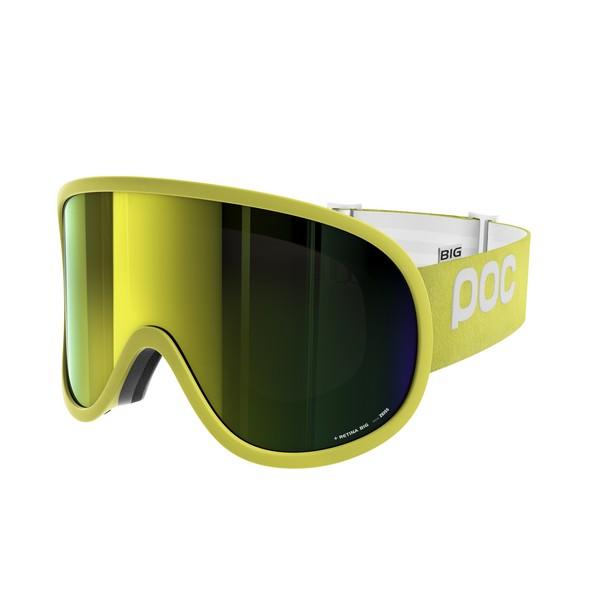피오씨 1718 스키고글POC Retina BIG H-yellow/Yellow