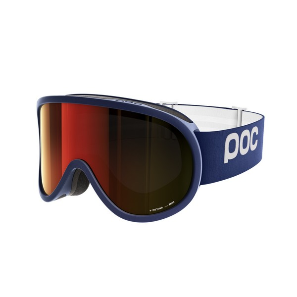 피오씨 1718 스키고글POC Retina BIG Blue/Red