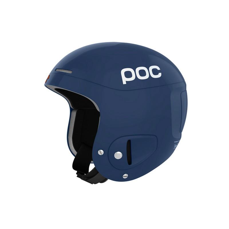 피오씨 1718 스키헬멧POC Skull X Lead Blue