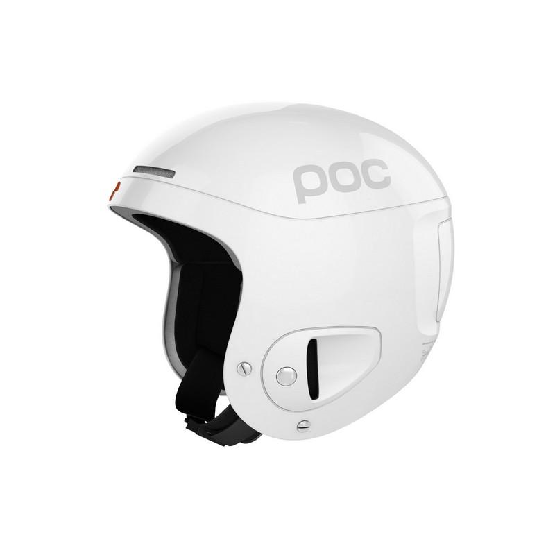 피오씨 1718 스키헬멧POC Skull X White