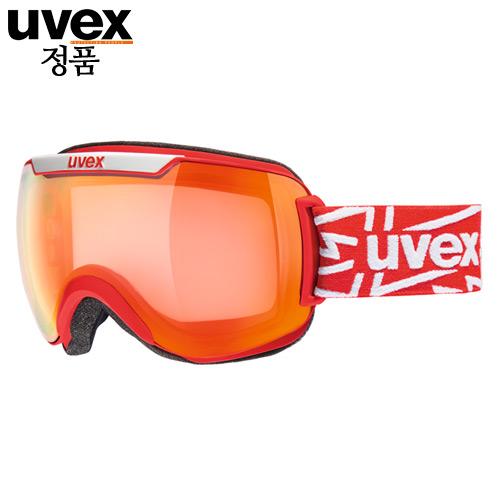 우벡스 1718 스키고글uvex downhill 2000 VM-ASIAN FIT red mat