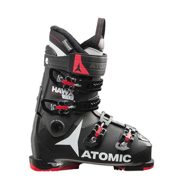 아토믹 1718 스키 부츠 102라스트ATOMIC HAWX MAGNA 110 Black/Red/Anthracite NEW