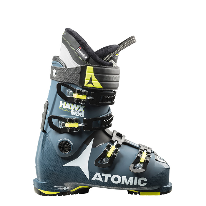 아토믹 1718 스키 부츠 102라스트ATOMIC HAWX MAGNA 130 Dark Blue/Black/Lime NEW