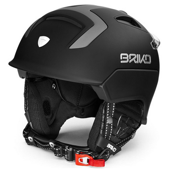 브리코 1718 스키 헬멧BRIKO MONGIBELLO MATT BLACK