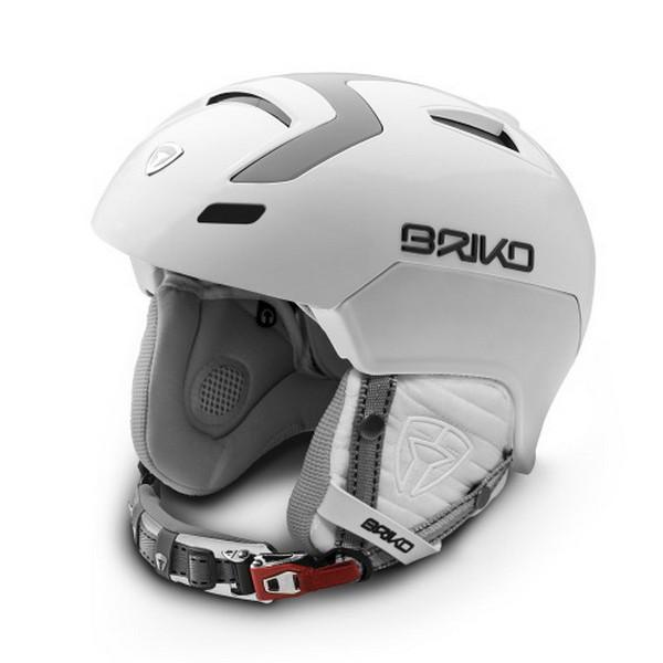 브리코 1718 스키 헬멧BRIKO STROMBOLI MATT WHITE ASH