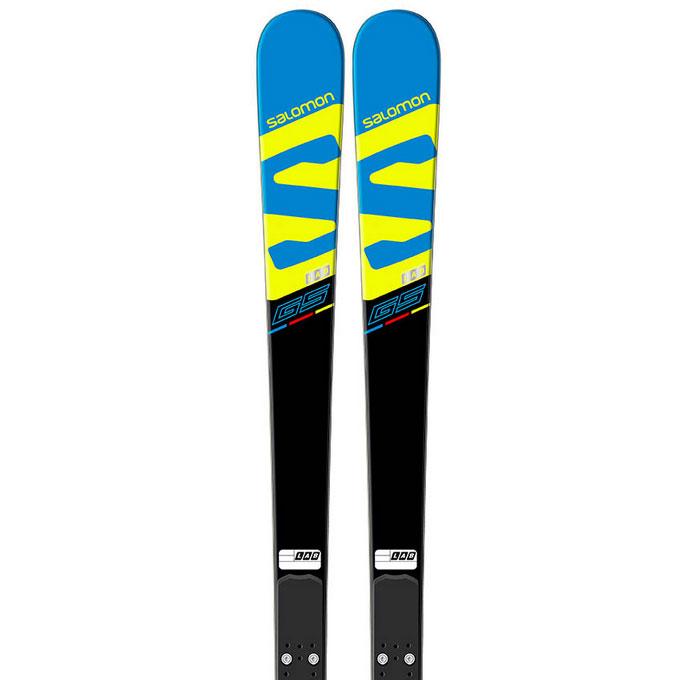 살로몬 1718 스키SALOMON X-RACE LAB GS/X16 24m
