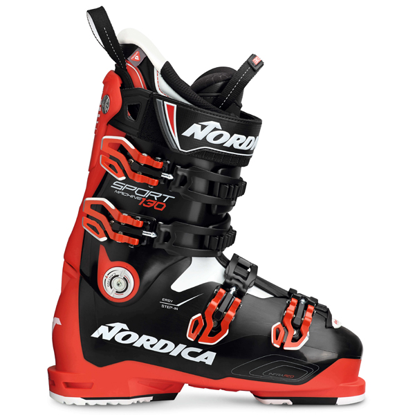 노르디카 1718 스키 부츠츠NORDICA SPORTMACHINE 130 RED/BLACK/WHITE