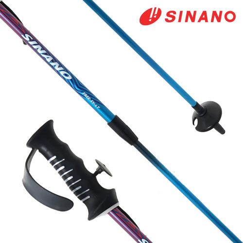 시나노 길이조절 카본 폴SINANO Free SV-LT/Blue