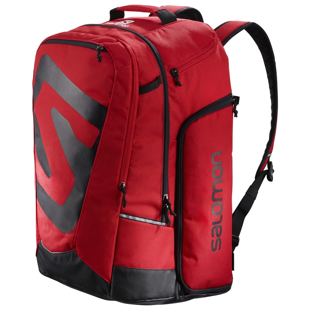 살로몬 1718 스키 부츠백SALOMON EXTEND GO-TO-SNOW GEAR BAG RED