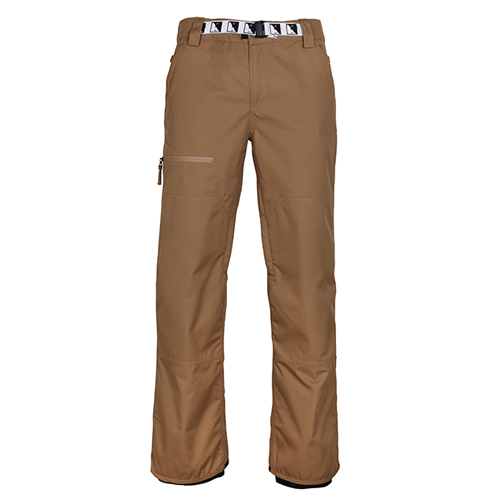 686 스노우보드 팬츠 1718686 DURABLE DOUBLE KNEE PNT KHAKI
