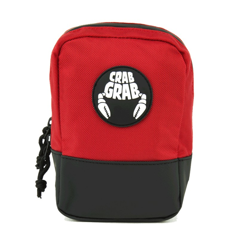 크랩그랩 1718 바인딩백CRAB GRAB Binding Bag Black/Red