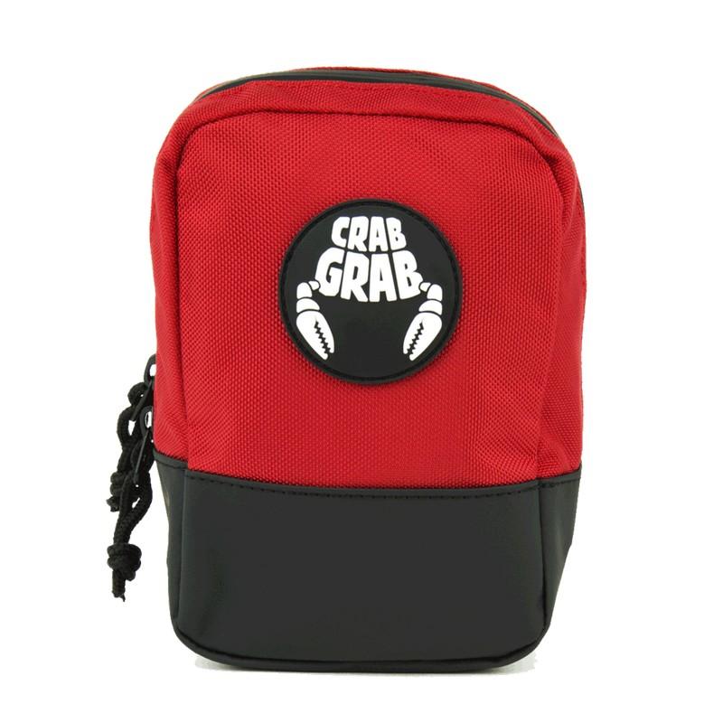 크랩그랩 1718 바인딩백CRAB GRAB Binding Bag Black/Red