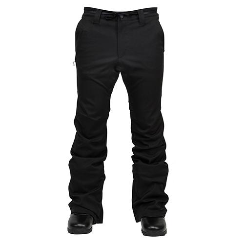 엘원 1718 스노우보드 팬츠L1 THUNDER PANT BLACK