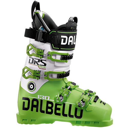 달벨로 1819 스키 부츠DALBELLO DRS 130 lime green/white