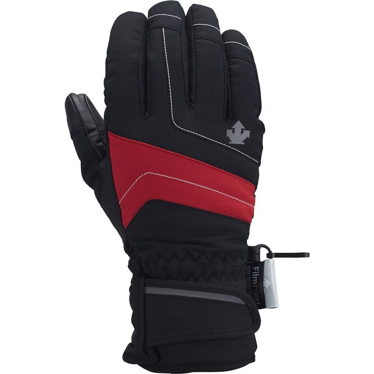 데상트 1819 스키 아동 장갑DESCENTE JUNIOR GLOVE BLK DWDMJD64