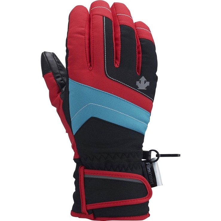 데상트 1819 스키 아동 장갑DESCENTE JUNIOR GLOVE RED DWDMJD64