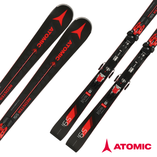 아토믹 1819 레드스터 스키 [회전스키] ATOMIC REDSTER S9i Servotec (SL) X 14 TL RS OME Red