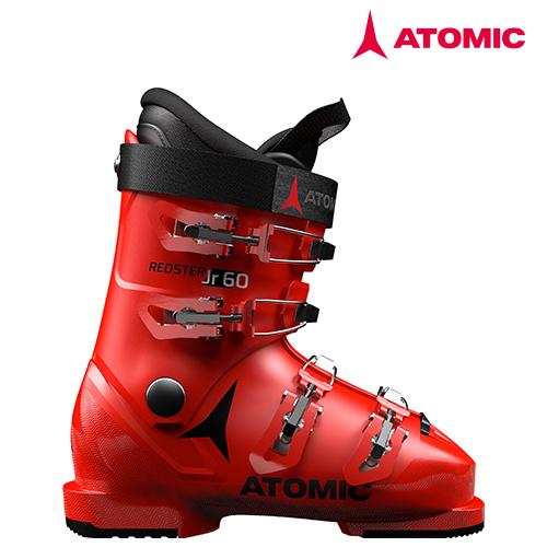 아토믹 1819 스키 주니어 부츠ATOMIC REDSTER JR 60 Red/Bk (4버클)