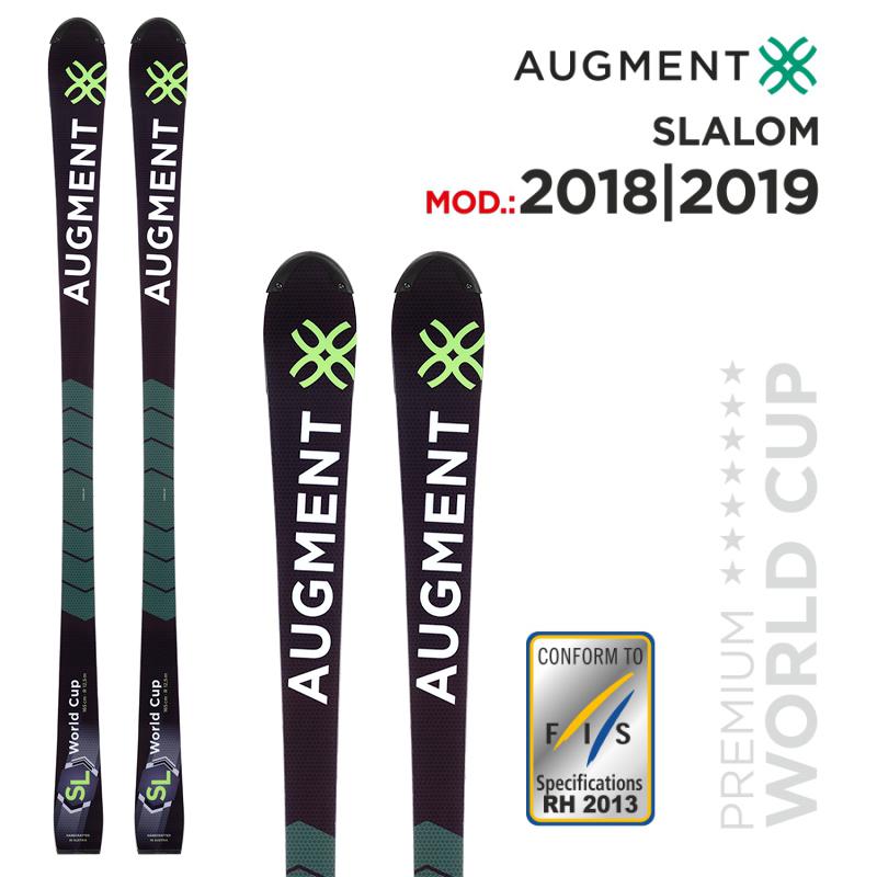 어그먼트(크록)1819 스키 플레이트AUGMENT/CROC SL WorldCup 165