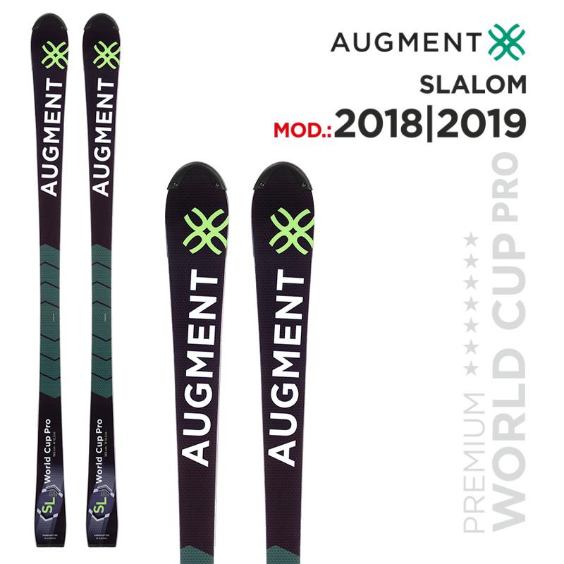 어그먼트(크록)1819 스키 플레이트AUGMENT/CROC SL WorldCup Pro 165