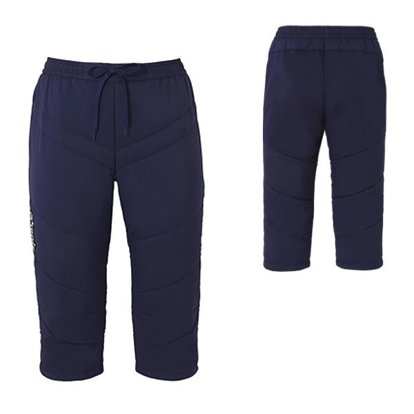 피닉스 1819 패딩 미들러 하의 스키복Phenix Team 3/4 Hybrid Fleece Pants PF872KB07 DN
