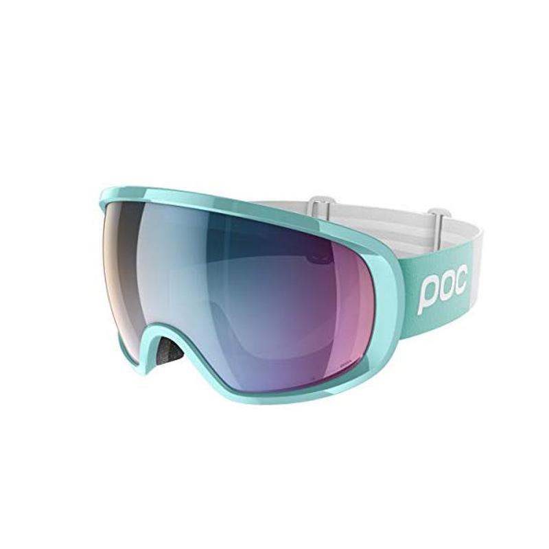 피오씨 1819 스키 고글POC Fovea Clarity Comp T-Blue/Pink