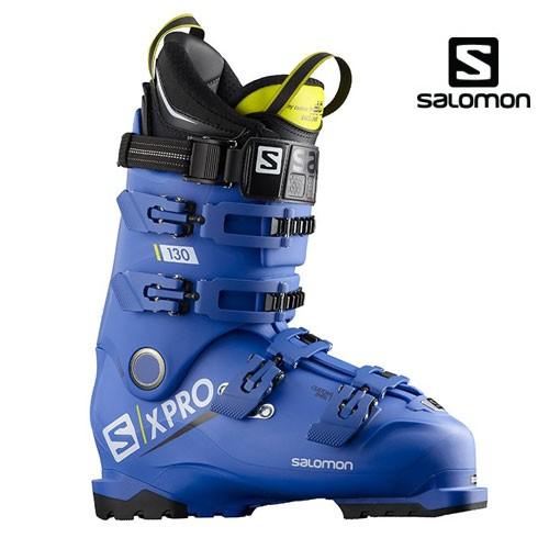 살로몬 1819 스키 부츠SALOMON X PRO 130 Raceblue/Aci