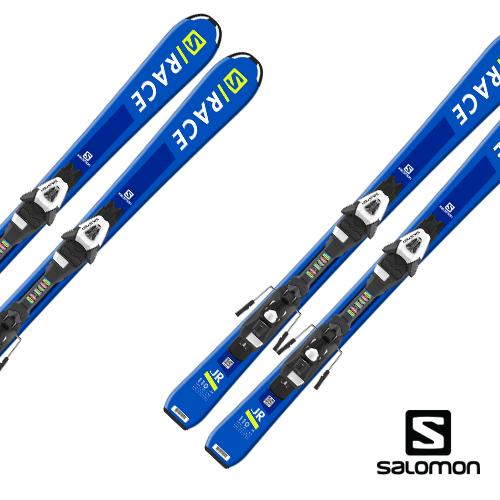 살로몬 1819 주니어 스키 플레이트SALOMON S/RACE JR S + C5