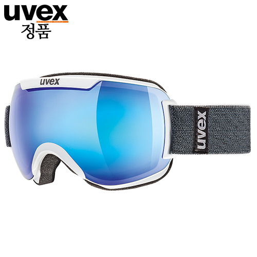 1819 우벡스 스키 고글uvex downhill 2000 FM-ASIAN FIT white/Blue