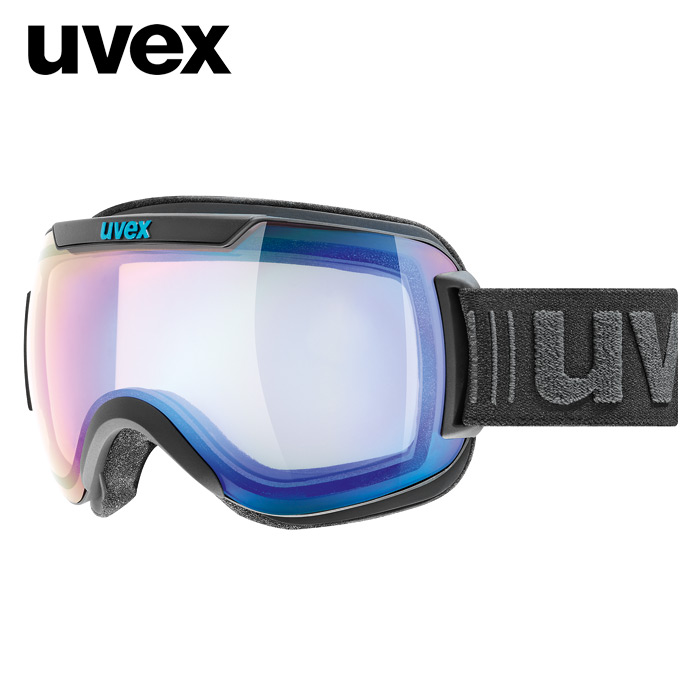 1819 우벡스 스키 고글uvex downhill 2000 VFM-ASIAN FIT black mat Blue
