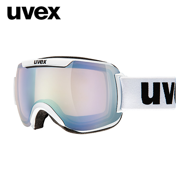 1819 우벡스 스키 고글uvex downhill 2000 VLM-ASIAN FIT white Silver