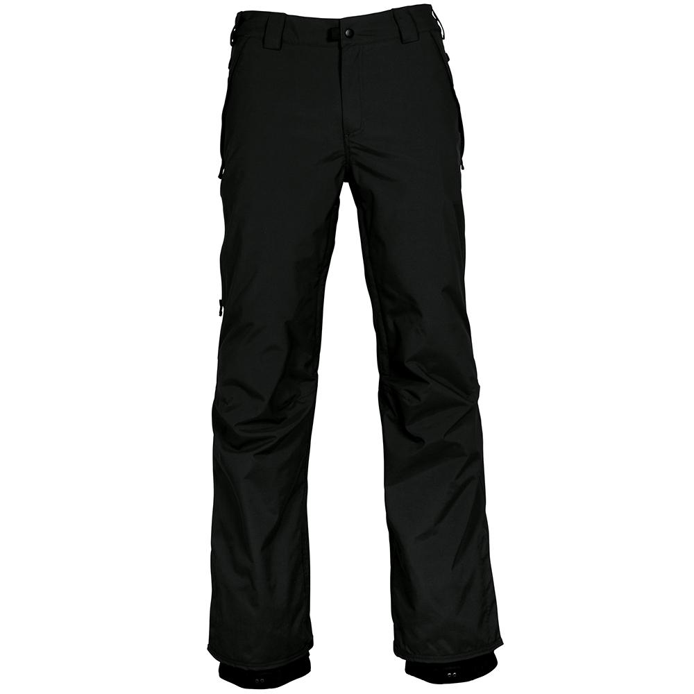 686 육팔육 보드복 어센틱1819 686 Standard Shell Pant Black