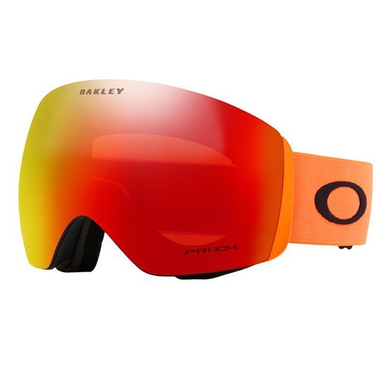 1819 오클리 플라이트덱 스노우 고글OAKLEY FLIGHT DECKHARMONY FADE/PRIZM SNOW TORCH IRIDIUM 아시안핏(OO7074-29)