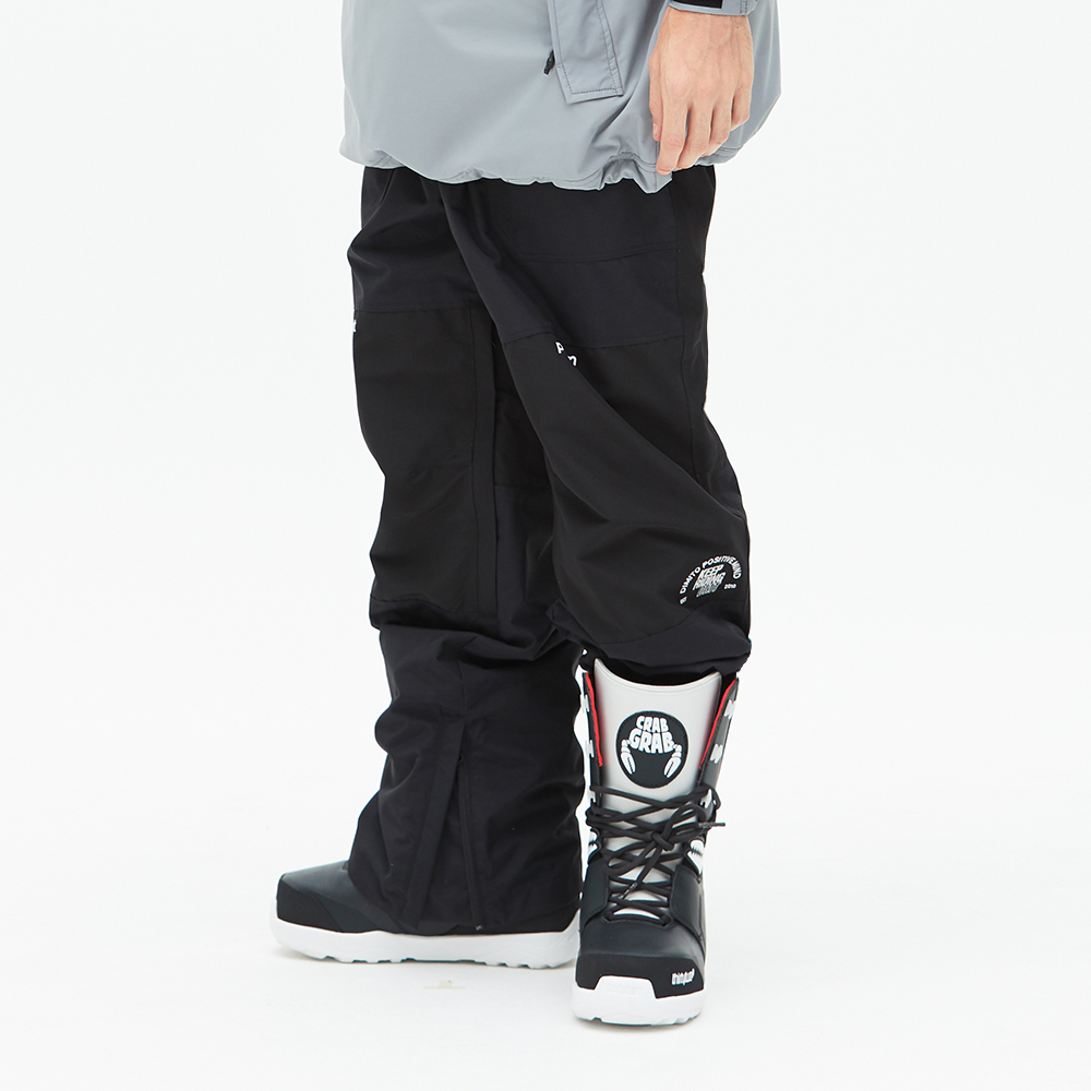 1819 디미토 워든 스노우 펜츠DIMITO SNOWBOARD PANTS WARDEN BLACK