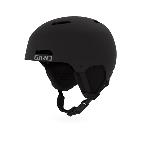 1819 지로 렛지 헬멧GIRO LEDGE MATTE BLACK