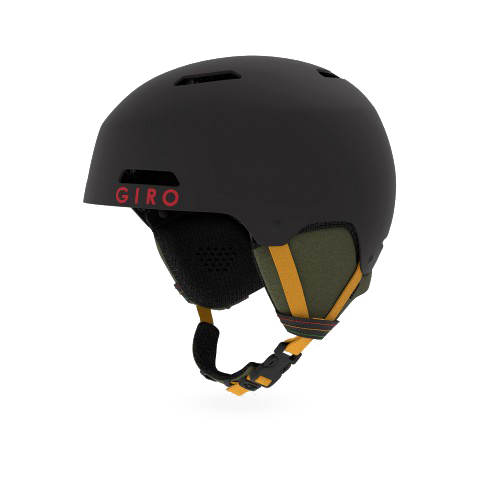 1819 지로 렛지 헬멧GIRO LEDGE MATTE BLACK MO ROCKIN