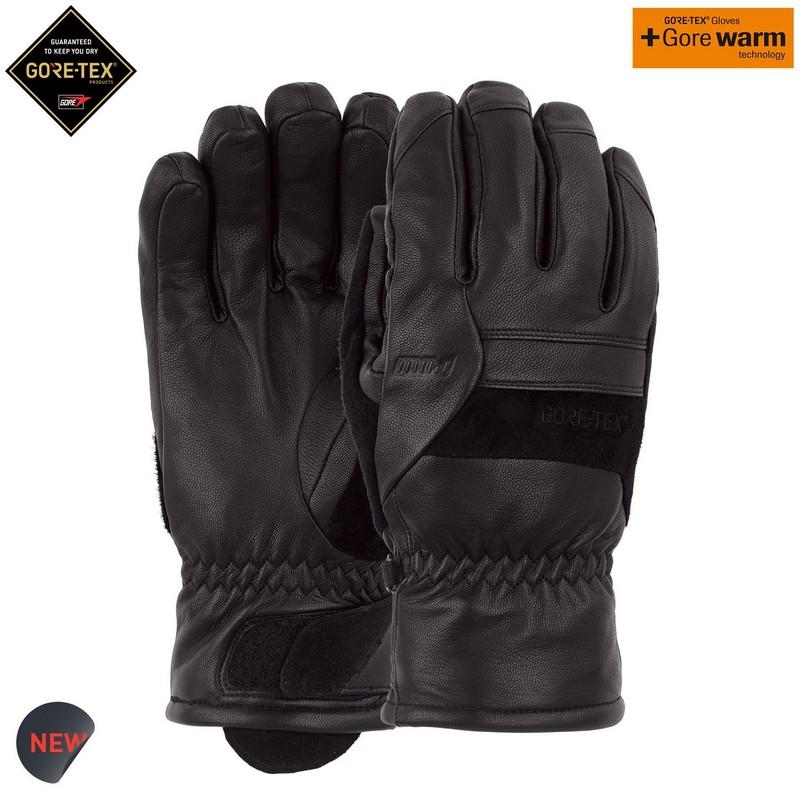 포우 1819 스노우 고어텍스 장갑POW Stealth GTX® Glove + WARM Black