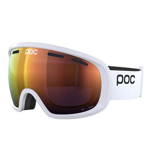 POC 1920 포비아 클리어티 고글POC FOVEA CLARITY WHITE/ORANGE