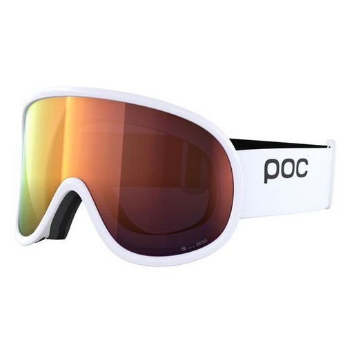 POC 1920 레티나 빅 클리어티 고글POC RETINA BIG CLARITY WHITE/ORANGE