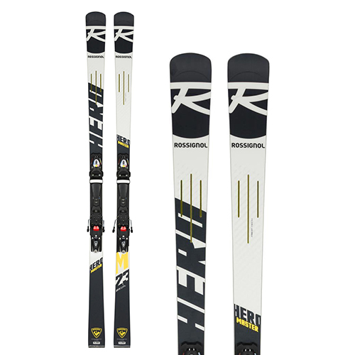 로시뇰 1920 레이스 스키ROSSIGNOL HERO MASTER (R22) SPX 15 ROCKERACE BLACK/ICON