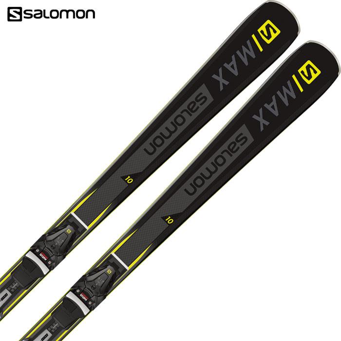 1819 살로몬 스키SALOMON S/MAX 10 + Z12 WALK