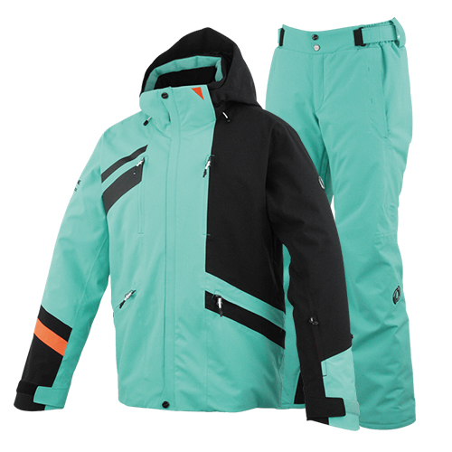 온요네 1920 팀 스키복ONYONE TEAM OUTER SET MINT